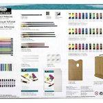 Royal & Langnickel REA6000 Set chevalet d'artiste multi-usage 104 pièces de la marque Royal & Langnickel image 4 produit