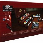 Royal & Langnickel Set d'artiste Coffret de peinture 80 pièces de la marque Royal & Langnickel image 1 produit