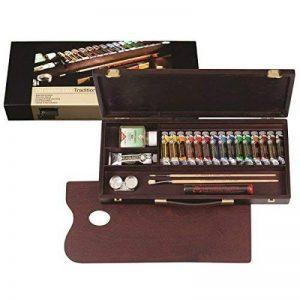 ROYAL TALENS REMBRANDT Coffret bois Peinture à l'huile TRADITIONAL de la marque Royal Talens image 0 produit