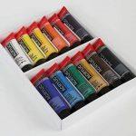 ROYAL TALENS Set 12 Tubes 20 ml Peinture Acrylique AMSTERDAM Introset II de la marque Royal Talens image 2 produit