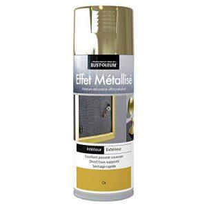 Rust-Oleum AE0076400FR Effet Métallisée Peinture aérosol Or Lumineux de la marque Rustoleum image 0 produit