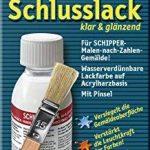 Schipper 605180721 - Final Lacquer - Tableau à Dessin - Taille 40 x 50 cm de la marque Schipper image 1 produit