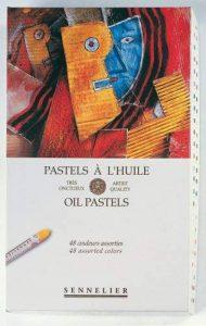 Sennelier artistes huile Pastels - Set of 48 x Assortis Pastels de la marque Sennelier image 0 produit