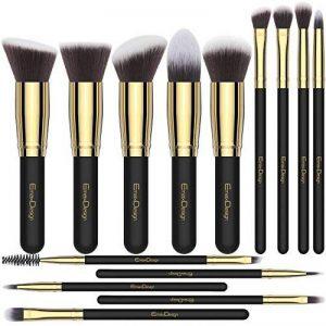 set pinceaux professionnels TOP 7 image 0 produit