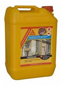 Sikagard Haute Protection Façade - Hydrofuge concentré/Imperméabilisant pour façades et toitures - 5L - blanc de la marque SIKA FRANCE S.A.S image 0 produit