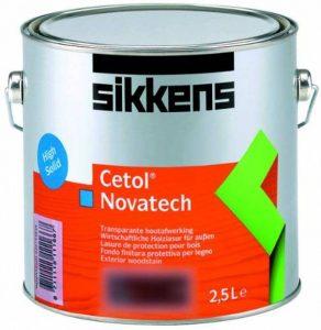 Sikkens Cetol Novatech 2,5l 006chêne clair de la marque Sikkens image 0 produit