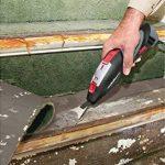 Skil 7710AA Spatule Grattoir Peinture Multifunction (200W, 3 Vitesses, 4 pièces Set de Lames) de la marque SKIL image 4 produit