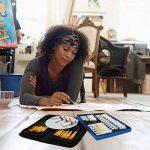 Skyolor 15Premium Artiste Lot de pinceaux de peinture acrylique, Bonus 24aquarelle Ensemble de peinture acrylique et 1–Palette–ultime kit pour toile, bois, céramique et travaux manuels–Un cadeau idéal pour les débutants, les enfants ou les profess image 5 produit