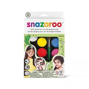 Snazaroo - Kit/Palette Maquillage de la marque Snazaroo image 0 produit