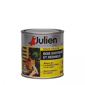Sous-couche JULIEN pour bois exotiques et résineux - Incolore satiné 0,5L de la marque Julien image 0 produit