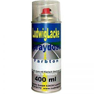 Spray laque Auto pour Citroen 400ml de couleur Blanc Banquise ewpa Bj. 92–12 de la marque Ludwig Lacke image 0 produit