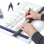 Staedtler Mars 661, planche à dessin en plastique, antichoc, indéformable et lavable, avec règle parallèle et fixe-support, 661 A3 de la marque Staedtler image 4 produit