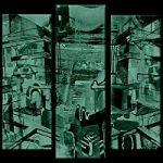Startonight Impression Sur Verre Acrylique Coloré Abstrait Ensemble de 5 pièces, Imprimée Tableau Oeuvre Originale Motif Moderne DécorationPrêt à Accrocher 90 x 180 cm de la marque Glass Wall Art image 1 produit