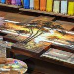 tableau peint sur toile TOP 1 image 4 produit