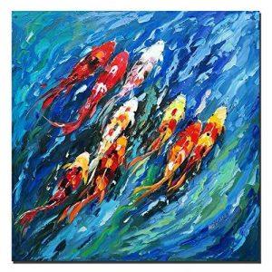 tableau peinture huile mer TOP 12 image 0 produit