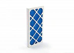 Technologie de filtrage Gvs G4p.12.24.2. Sua001.005G4plissé Panneau filtre, Bleu/Blanc (lot de 5) de la marque GVS Filter Technology image 0 produit