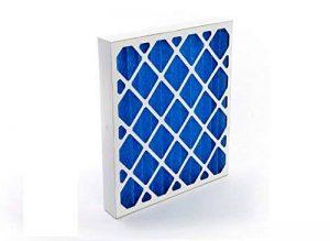 Technologie de filtrage Gvs G4p.24.24.2. Sua001.005G4plissé Panneau filtre, Bleu/Blanc (lot de 5) de la marque GVS Filter Technology image 0 produit