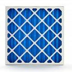 Technologie de filtrage Gvs G4p.24.24.2. Sua001.005G4plissé Panneau filtre, Bleu/Blanc (lot de 5) de la marque GVS Filter Technology image 1 produit
