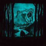Tempera-Gouache Photoluminescent presque transparent avec lumière-bleu dans l'obscurité de la marque Soluciones Luminiscentes S.L. image 4 produit