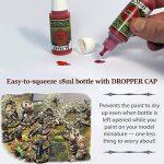 The Army Painter: Kit de Peinture pour Miniature, Kit de Peinture Warpaints Mega 3 de la marque Warpaints image 2 produit