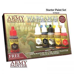 The ArmyPainterkit de Peinture de Démarrage Warpaints de la marque Warpaints image 0 produit