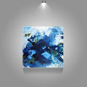 Tianzhensuiyue@ Pure Hand-Painted peintures à L'Huile dans Le Salon au Mur Moderne Minimaliste Un Corridor Routier peintures peintures abstraites, 80×80 Peinture Pas Fort B de la marque Tianzhensuiyue@ image 0 produit