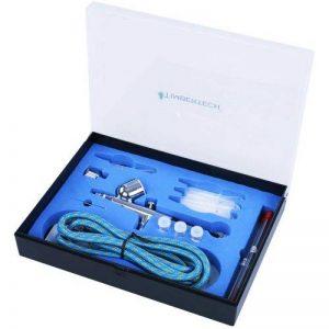 Timbertech® ABPST01Kit aérographeavec adaptateur, tuyau, buses et aiguilles de la marque Timbertech® image 0 produit