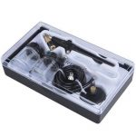 Timbertech® ABPST02 Kit aérographe avec coffret en plastique, tuyau et adaptateurs de la marque Timbertech® image 2 produit