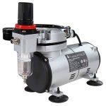 Timbertech® ABPST05 Kit comprenant 1aérographe double action et 1compresseur de la marque Timbertech® image 3 produit