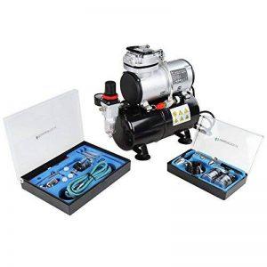Timbertech®ABPST06Kit d'aérographes et compresseur à piston de la marque Timbertech® image 0 produit