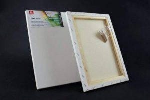 Toile 30x 60cm (30,5x 61cm) Artiste vierge en coton avec enduit Toile de la marque Quantum Art image 0 produit