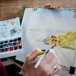 toile blanche peinture grand format TOP 3 image 2 produit