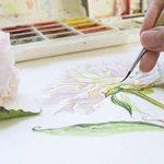 toile blanche peinture grand format TOP 3 image 3 produit