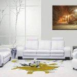 toile blanche peinture grand format TOP 6 image 2 produit