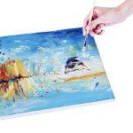 toile blanche peinture TOP 10 image 4 produit