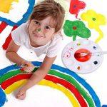 Tonver bac à peinture Plastique palettes pour Professional Peinture et enfants Décoration Cupcakes à Art fête d'anniversaire (28pièces) de la marque Tonver image 2 produit