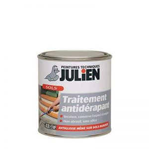 Traitement antidérapant JULIEN incolore satiné 0,5L de la marque Julien image 0 produit