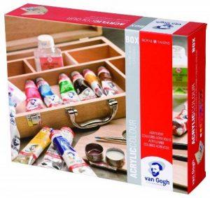 tube peinture acrylique van gogh TOP 5 image 0 produit