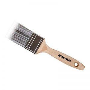 Ultra Color Pinceau plat avec manche en bois de Ergo Pinceau pour vernis vernis Pinceau, B: 30mm, épaisseur: 18mm de la marque Ultra-Color image 0 produit