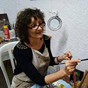 Un thé avec Rembrandt, nature morte, Peinture à l'huile originale, Anne Zamo de la marque Anne Zamo Art image 0 produit