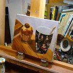 Un thé avec Rembrandt, nature morte, Peinture à l'huile originale, Anne Zamo de la marque Anne Zamo Art image 3 produit