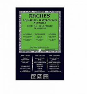 Unbekannt 1795005Arches Aquarelle papier, papier, blanc, 56x 76x 0,2cm de la marque Unbekannt image 0 produit