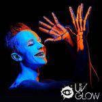 UV Glow Lot de 6 tubes de peinture fluorescente pour le visage et le corps 6 x 10 ml de la marque UV Glow image 2 produit