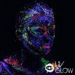 UV Glow Lot de 6 tubes de peinture fluorescente pour le visage et le corps 6 x 10 ml de la marque UV Glow image 3 produit