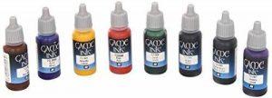 Vallejo Coffret de 8pots de peinture acrylique - Couleurs assorties de la marque Vallejo image 0 produit