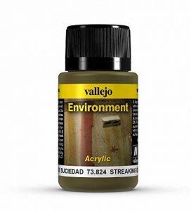 Vallejo Effet patiné «Streaking Grime» Bouteille 40ml de la marque Vallejo image 0 produit