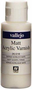Vallejo Modèle Couleur 55ml Vernis liquide Mat de la marque Vallejo image 0 produit