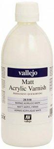 Vallejo val899Peinture Model Color 500ml Vernis acrylique mat de la marque Vallejo image 0 produit