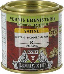 Vernis bois satiné 125 ml / Incolore de la marque Générique image 0 produit