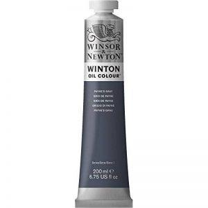 W&N HUILE WINTON 200ML 465 GRIS DE PAYNE de la marque Winsor & Newton image 0 produit